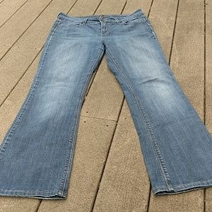 Levi's 526 Slender Bootcut Jeans